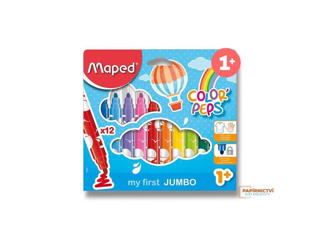 Fixi ColorPeps MAPED maxi 12ks