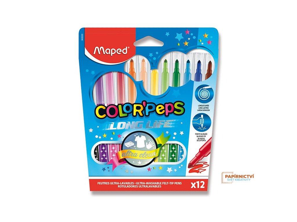 Fixi ColorPeps MAPED 12 ks
