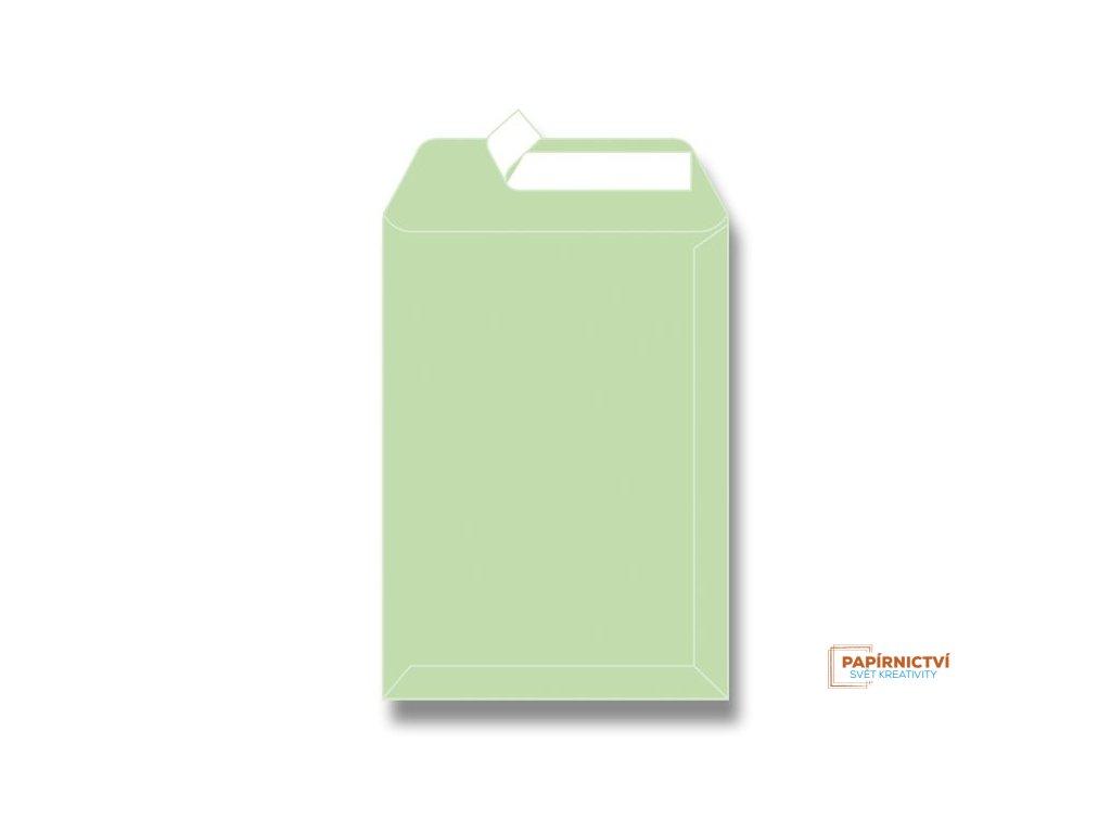 Obálka CLAIREFONTAINE - C4, světle zelená