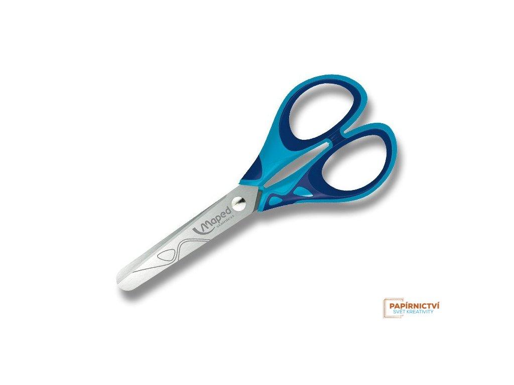 Nůžky MAPED Essentials Soft 13cm, mix barev