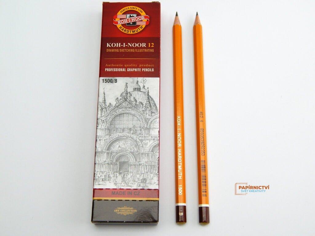 Tužka grafitová 1500 B