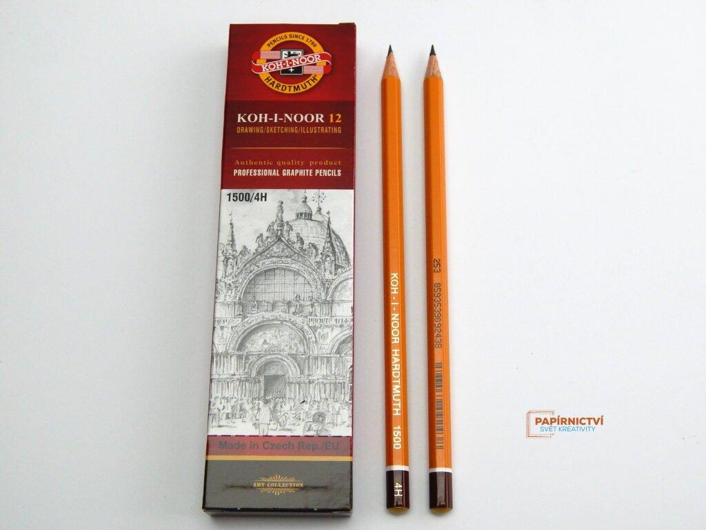 Tužka grafitová 1500 4H