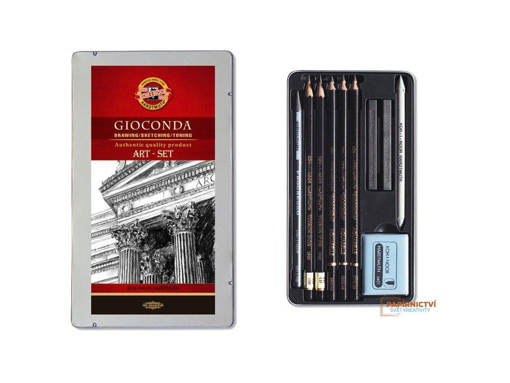 Kazeta 8893 GIOCONDA kreslířská