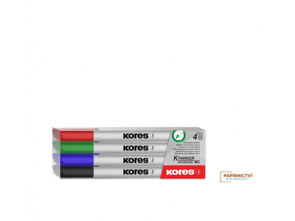 K Marker Whiteboard W1 clear cases