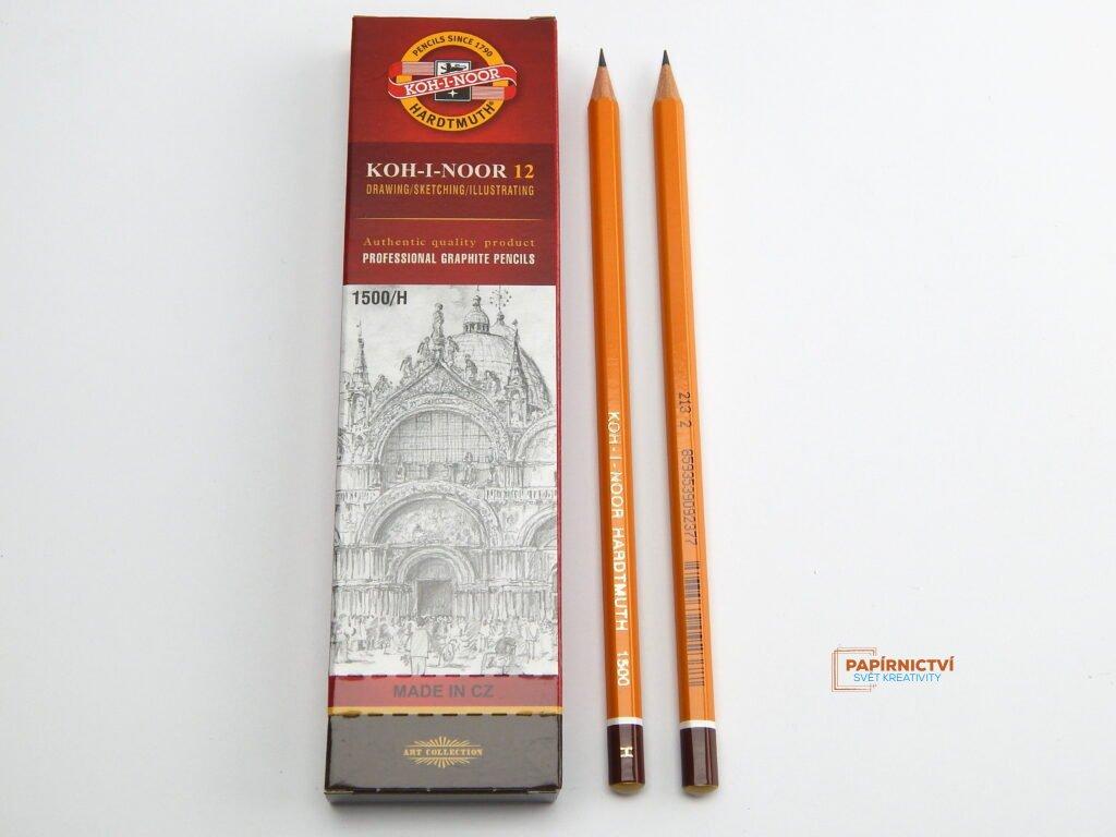 Tužka grafitová 1500 H