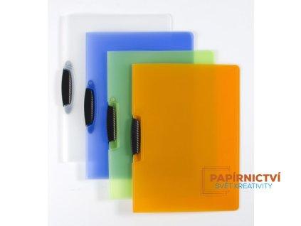 Proficlip PP A4 Opaline modrá