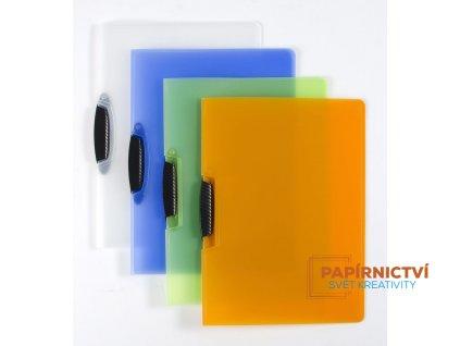 Proficlip PP A4 Opaline oranžová