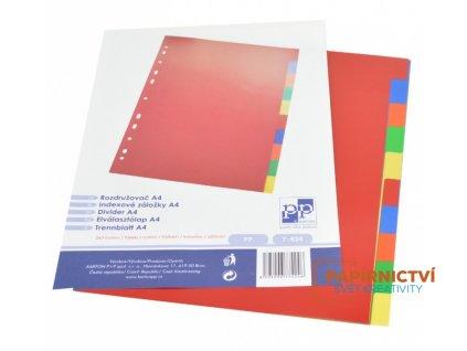 Rozdružovač barevný - A5