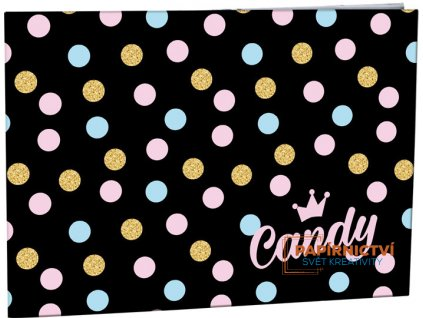 Desky na číslice Candy