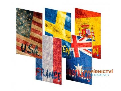 vlajky sesity set web