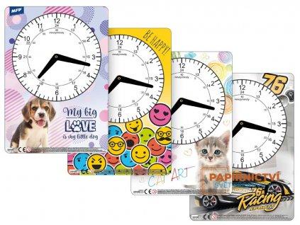 Dětské hodiny Mix s obrázkem
