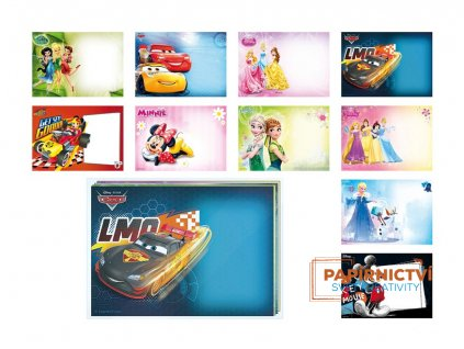 Dopisní obálka MPF C6 Disney mix