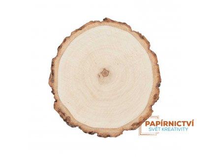 Dřevěný disk malý