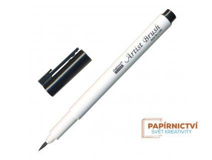 M1100-1 BLACK ARTIST BRUSH