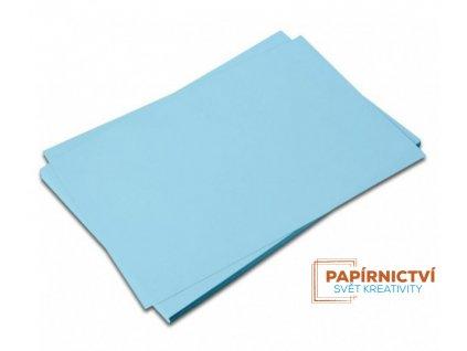 Kreslící karton A4,225g / světle modrý