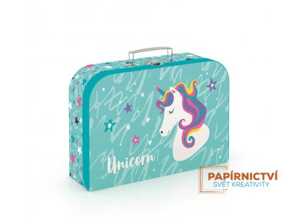 Kufřík lamino 25 cm Unicorn
