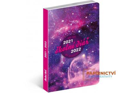 skolni diar galaxy zari 2021 prosinec 2022 9 8 14 5 cm 278701 30