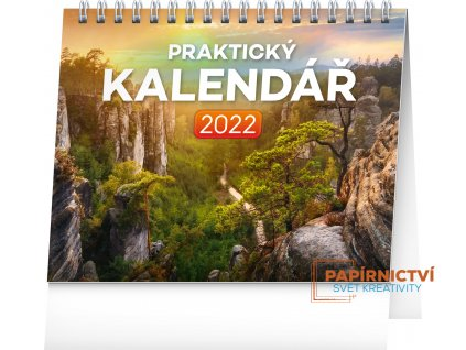 stolni kalendar praha miluju prahu 2022 23 1 14 5 cm 116134 31