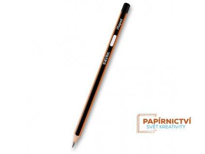 Grafitová tužka MAPED B bez pryže