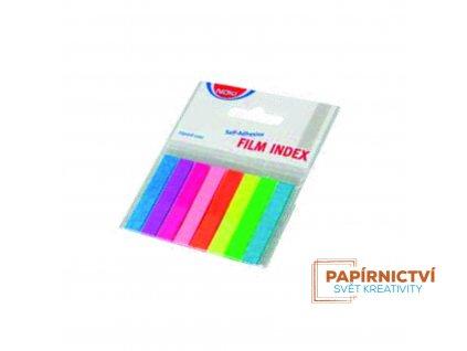Samolepicí barevné záložky NOKI MEMO Film Index 8 barev