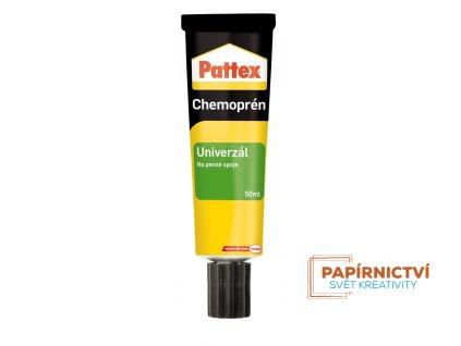 Henkel Pattex Chemoprén - Univerzál kontaktní lepidlo, 50 ml