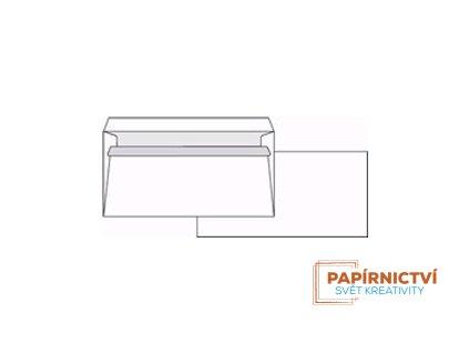 Obálka DL samolepicí s krycí páskou