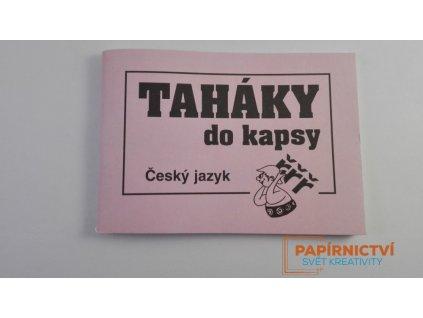 Tahák - Český jazyk