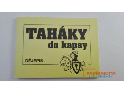 Tahák - Dějepis