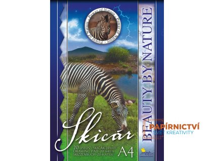 S42 NATURE Zebra