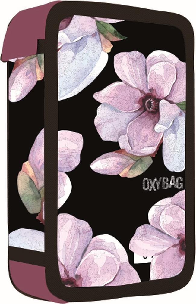 Školní penál třípatrový OXY Floral