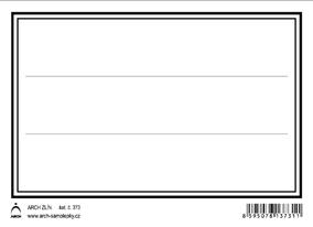 Etikety na spisy - větší - vysoký lesk