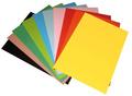 Barevné papíry a kartony