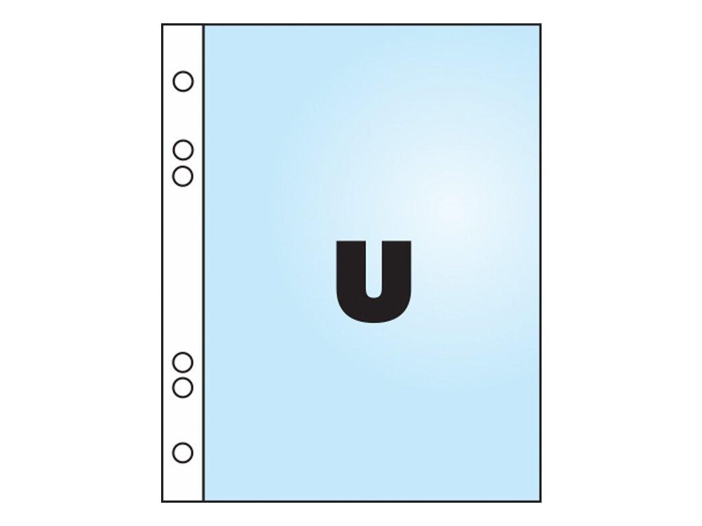 Závěsný obal A5 - transparentní / 0,2 mm / 100 ks