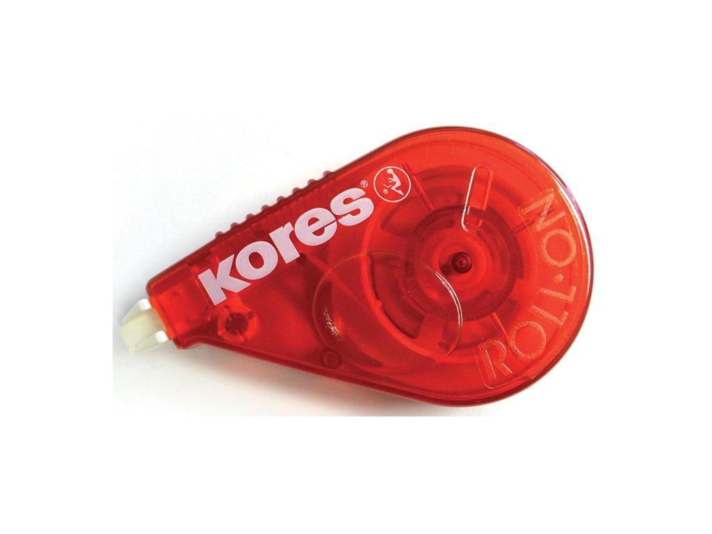 Opravný roller Kores Roll On - 4,2 mm x 15 m