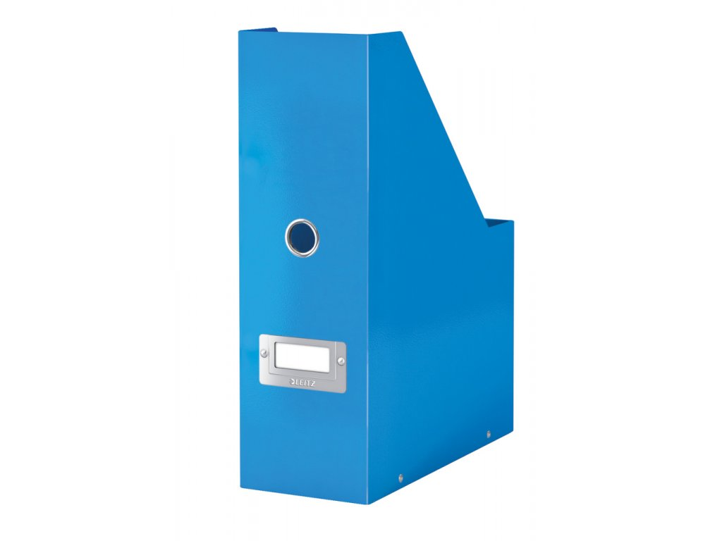 Zásuvkový box Leitz Click & Store - 3 zásuvky / modrá