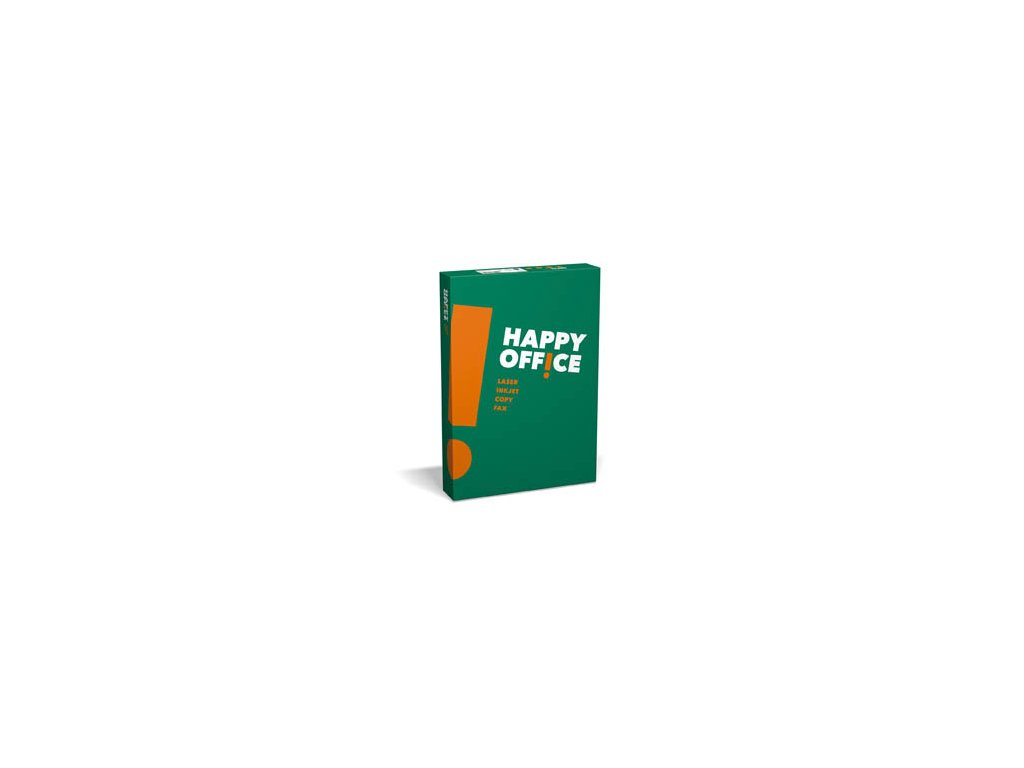Xerografický papír Happy Office - A4 80 g / 500 listů