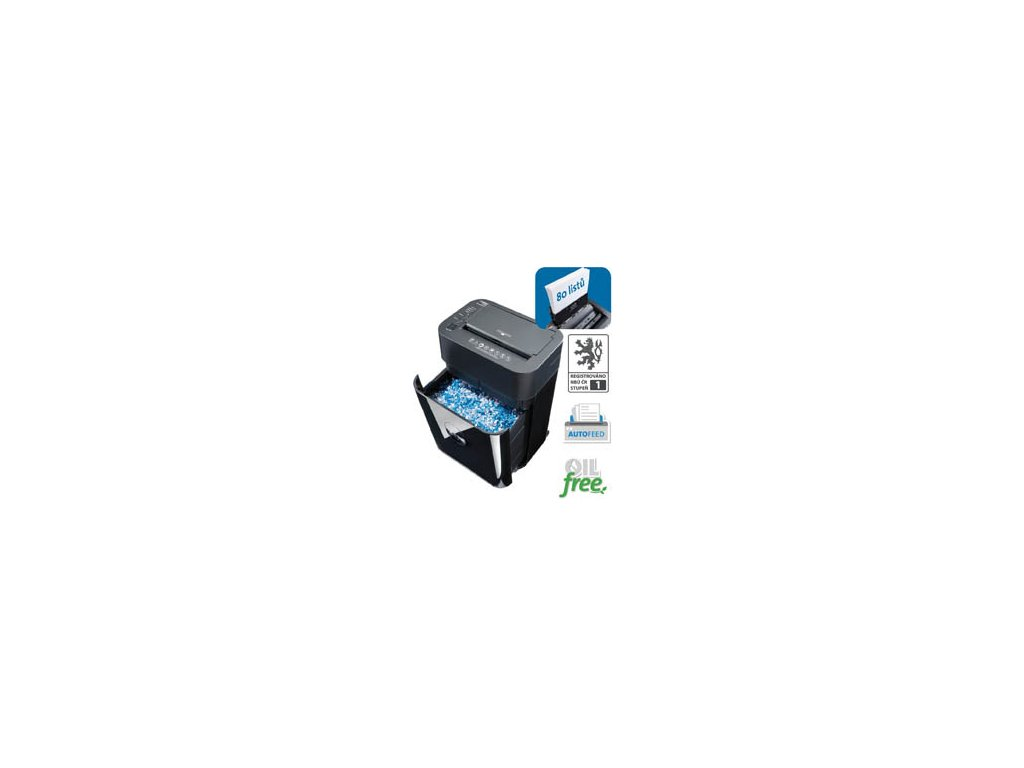 Skartovací stroj Dahle ShredMATIC® 35080 AUTOFEED - 35080