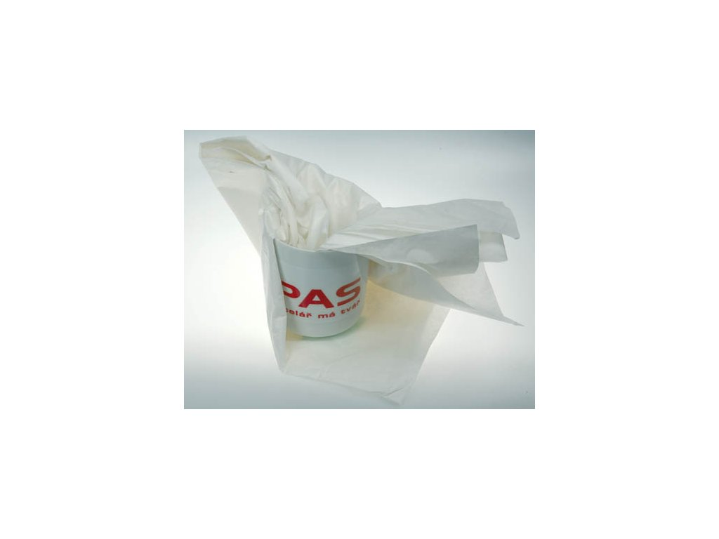 Papír hedvábný bílý - archy 0,7 m x 1,1 m / 5 kg