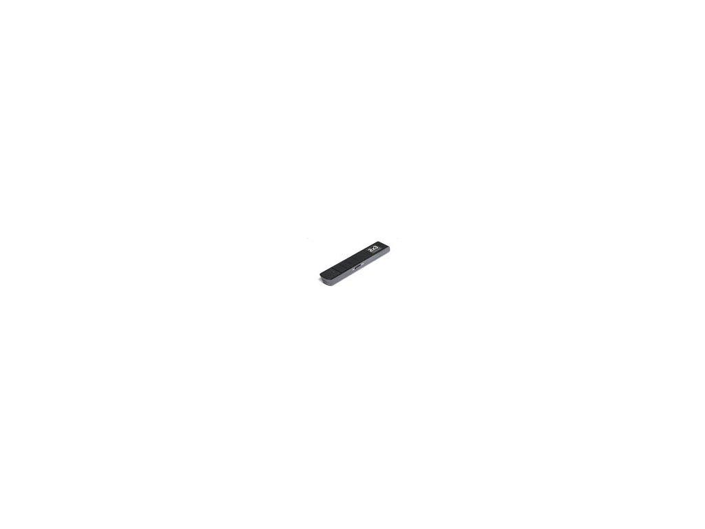 Ukazovátko laserové s ovladačem prezentace - černá / WL2