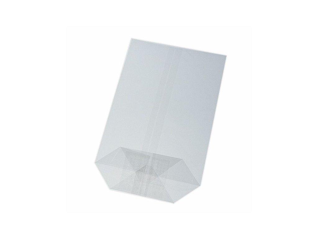 Celofánové sáčky - 185 x 345 mm / 100 ks / křížové dno