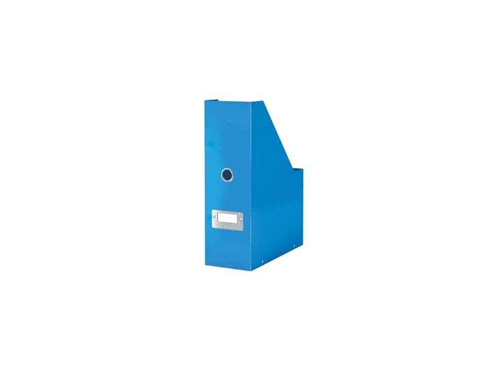 Stojan na časopisy Leitz Click & Store - modrá