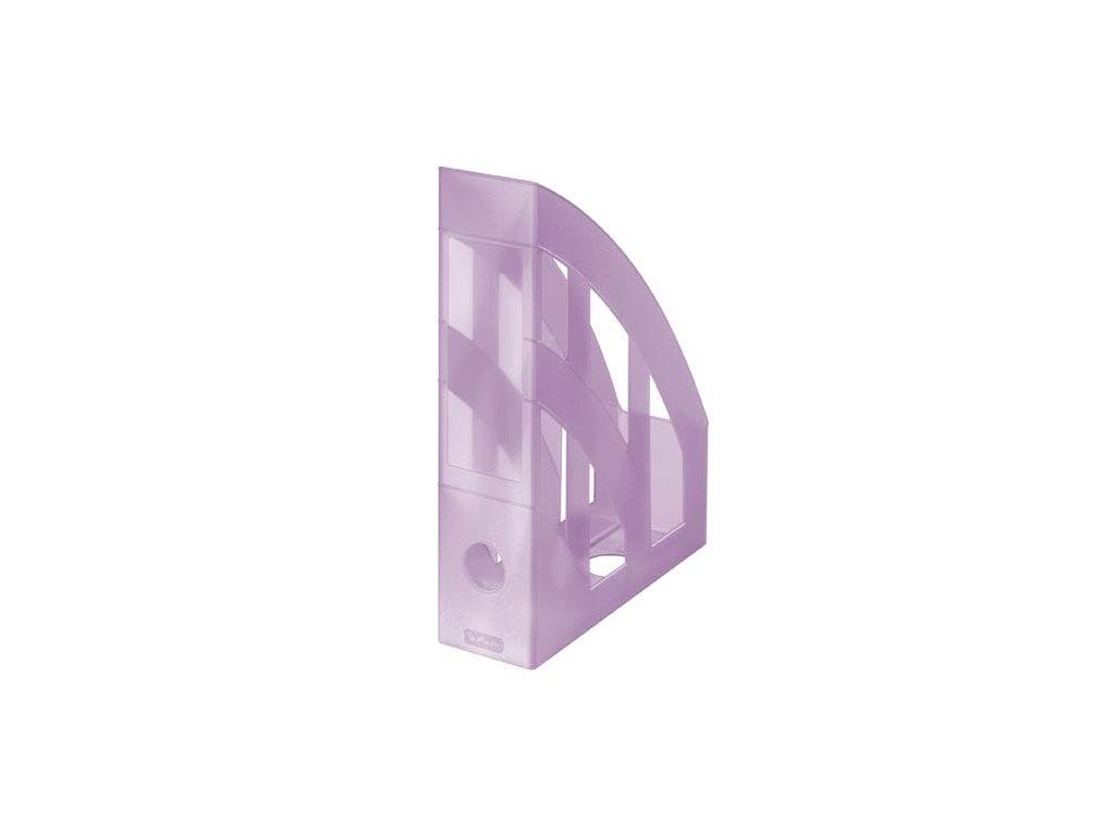 Stojan na spisy Herlitz - lila / fialová