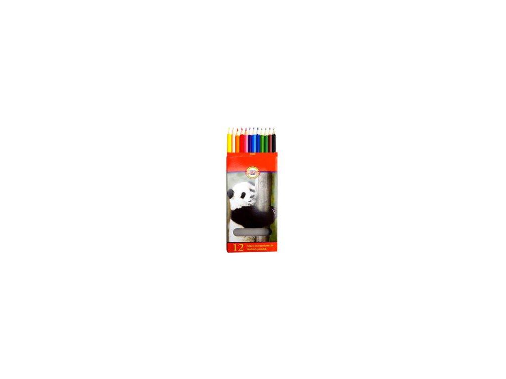 Pastelky - 12 barev