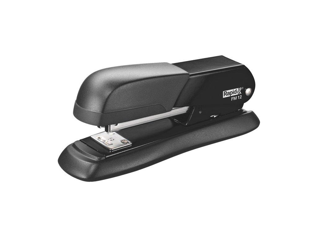 Kancelářský sešívač Rapid FM12 - černá