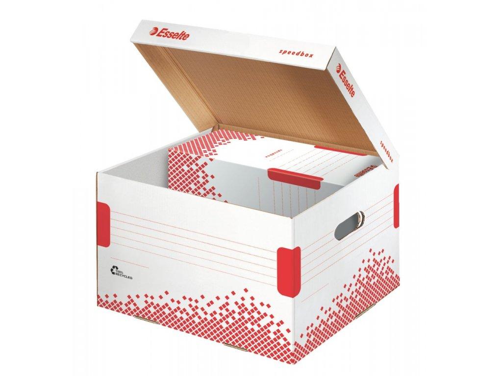 """Archivní kontejner Esselte Speedbox - na boxy """"M"""""""