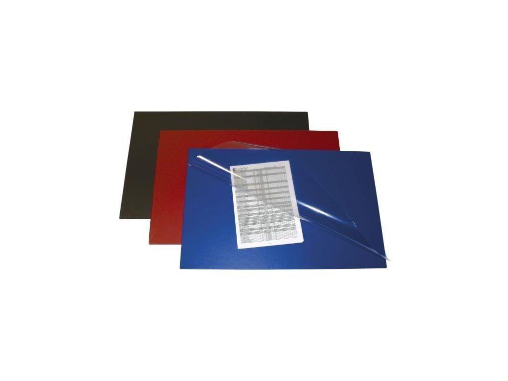 Pracovní podložka plastik - modrá