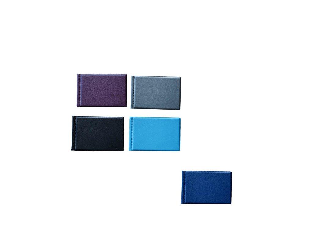 Obal na vizitky a věrnostní karty - mix barev
