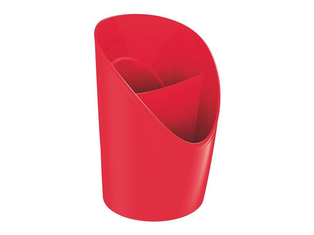 Stojánek na psací potřeby Vivida - červená