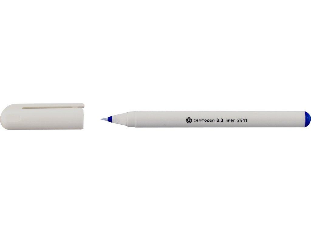 Liner Centropen 2811 F - modrá
