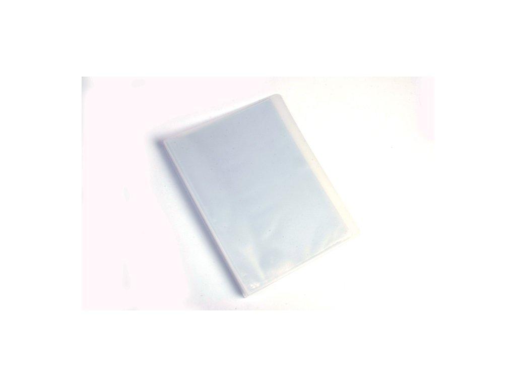 Prezentační desky A4 - 40 kapes / čirá